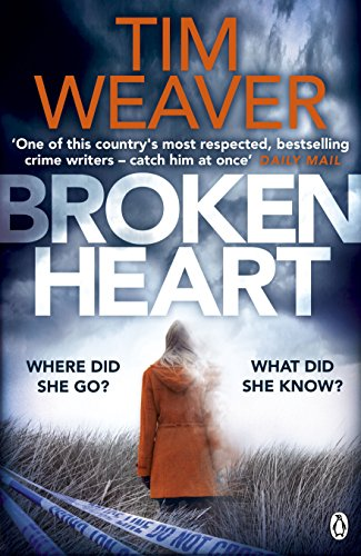 Broken Heart: How can someone just disappear? . . . Find out in this TWISTY THRILLER (David Raker Missing Persons)