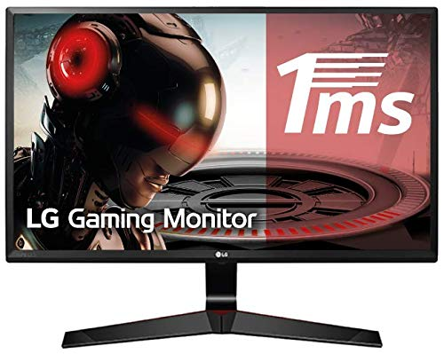 LG 24MP59G-P 60 cm (24 Zoll) Gaming Monitor (LED, IPS-Panel, AMD FreeSync, DisplayPort, 5ms Reaktionszeit) (Lg 24 Led Tv)