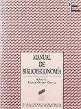 Manual de biblioteconomía (Ciencias de la información)