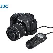 JJC tm-pk1Timer Fernbedienung für Pentax KP, K70Kamera –-ersetzt Pentax cs-310Remote Switch