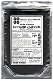 #4: Activated Charcoal Powder For Face Pack (COSMETIC GRADE, 75 gm/2.65 oz/0.17 lb)