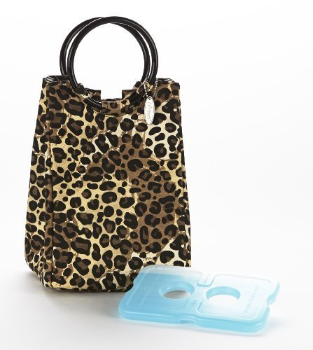 fit-fresh-ladies-retro-insulated-designer-lunch-bag-cheetah-by-fit-fresh