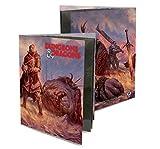 Amigo Spiel + Freizeit Ultra PRO 85276D e D Character Folio Giant Killer, Carte Collezionabili gioco