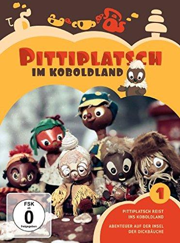 Pittiplatsch im Koboldland, Vol. 1 [2 DVDs]