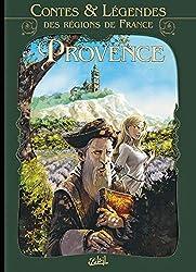 PROVENCE, CONT ET LEG. DES REG. DE FRANCE T01