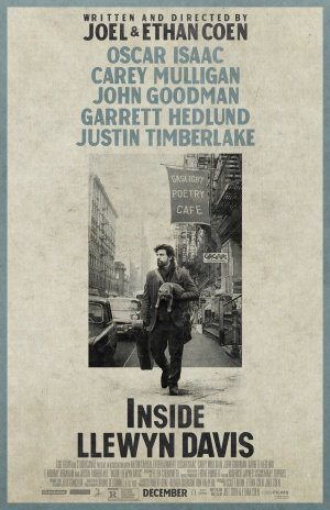 INSIDE LLEWYN DAVIS – Imported Movie Wall Poster Print – 30CM X 43CM JOEL ETHAN COEN - Davis Movie Poster
