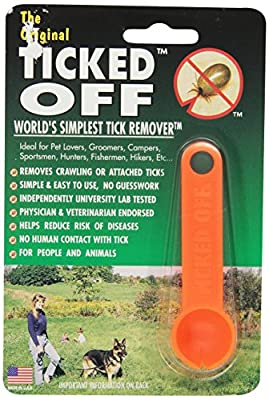 Tick Remover - Orange from Ticked Off