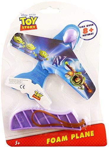 Disney Toy Story Foam Plane - vole au-dessus de 8 mètres! - jouets d'argent de poche
