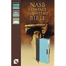 Compact Thinline Bible-NASB