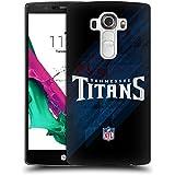 Official NFL Blur Tennessee Titans Logo Hard Back Case for LG G4 / H815 / H810