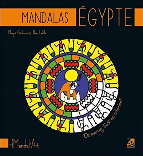 Mandalas Egypte par Margot Grinbaum