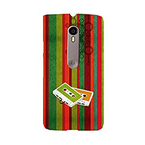 Digi Fashion Designer Back Cover with direct 3D sublimation printing for Motorola Moto G 3rd Gen
