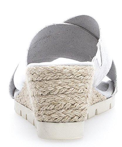 Gabor - Pantofole Donna ice/argento (Jute)