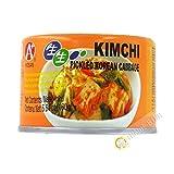 Wang - Kimchi Col Coreano Picante En Lata De 160 Gramos