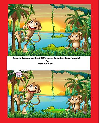 Couverture du livre Peux-tu Trouver Les Sept Différences? (Fun Fizz t. 1)