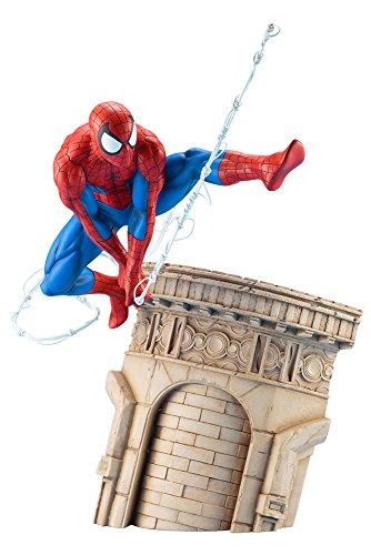 Kotobukiya ARTFX Spider-Man Web Slinger Spider-Man 1/6 PVC painted pre-assembly kit (Kit Pre-painted)