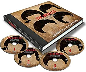 The Beatles Uncut The Long Winding Road (4 DVD and Book set)