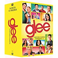 Glee - Serie Completa - Temporadas 1 - 6