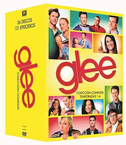 Glee - Serie Completa - Temporadas 1 - 6 [DVD]