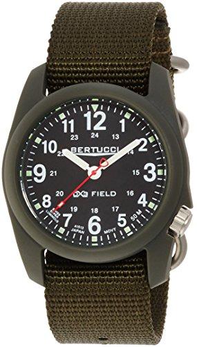 Bertucci Uomo 11026Display analogico orologio analogico al quarzo, colore: verde