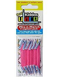 U-Lace Kiddos - Lacci per le scarpe elastici per bambini da 3 a 7 22247717880