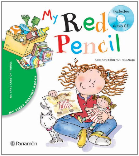 MY RED PENCIL (My first reading books) por Carol-Anne Fisher