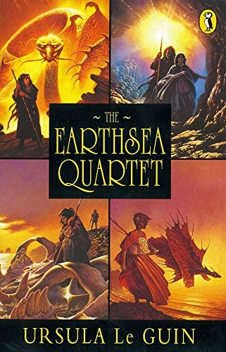 Earthsea: The First Four Books: