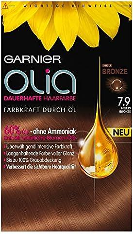 Garnier Olia 7.9Light Bronze–Coloration Permanente