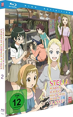 Stella Women's Academy - Mediabook Vol. 2 [Blu-ray] (Guns Airsoft Deutsche)