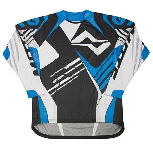 Mots mt2105ma Trial Rider maglietta, blu, taglia M