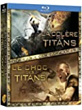 Le Choc des Titans + La colère des Titans [Blu-ray]