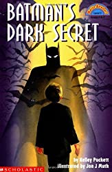 Batman's Dark Secret (Hello Reader! Level 3) by Kelley Puckett (2000-03-05)