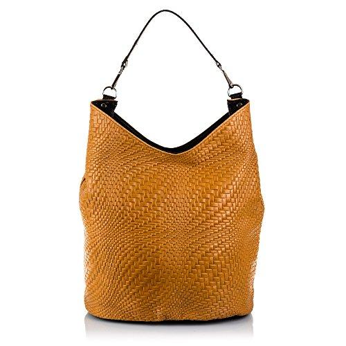 FIRENZE ARTEGIANI, Damen Tote-Tasche Leder - Firenze Leder Taschen