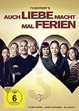 DVD Cover 'Auch Liebe macht mal Ferien