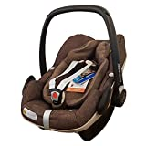 NEU Maxi-Cosi Babyschale (0-13 kg) Pebble Plus i-Size Kindersitz Sitzschale R129 NOMAD BROWN