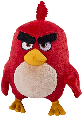 spin master 90512 angry birds - peluche alti 20 cm