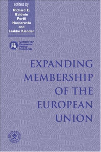 Expanding Membership of the European Union Hardback