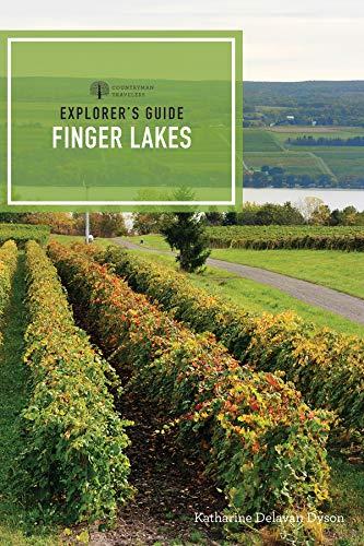 Explorer's Guide Finger Lakes (Lake Delavan)
