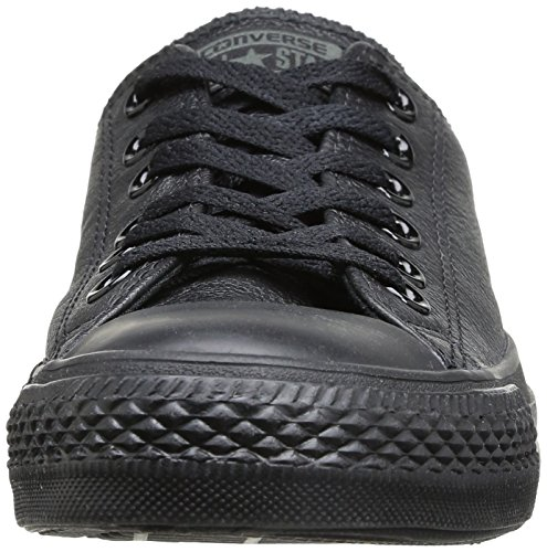 Converse Chuck Taylor All Star Mono Ox, Baskets mode mixte adulte Negro (Black Nubuck)