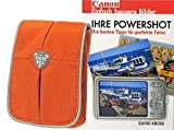 Foto Kamera Tasche SOUTHBULL CORD Set mit Fotobuch Ihre Canon Powershot D30 D20 S110