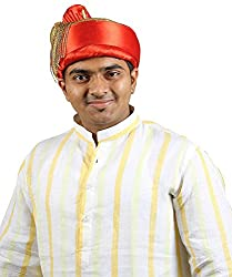 eKolhapuri Typical Puneri Tilak Topi (Turban)