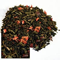 Creme de la Berry Green Tea - 4 Ounce Tin