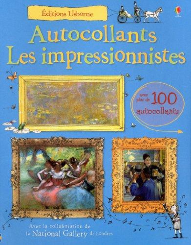 IMPRESSIONISTES - AUTOCOLLANTS