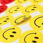 KingSo� Smiles visage Stickers autoco...