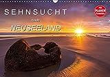 Sehnsucht nach Neuseeland (Wandkalender 2019 DIN A3 quer): Dieser Planungskalender nimmt Sie mit auf die Sehnsuchtsreise und zeigt grandiosen ... 14 Seiten ) (CALVENDO Orte)
