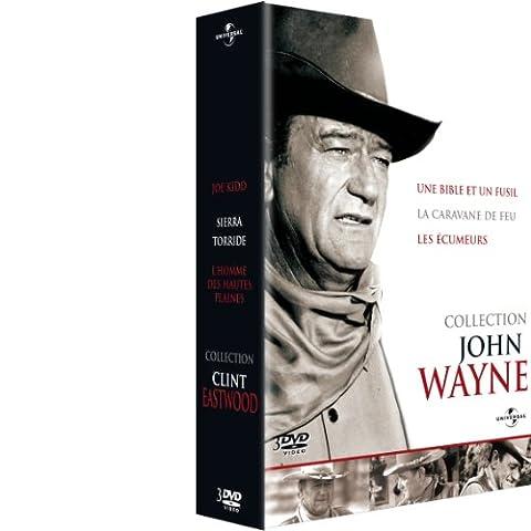 Collection John Wayne