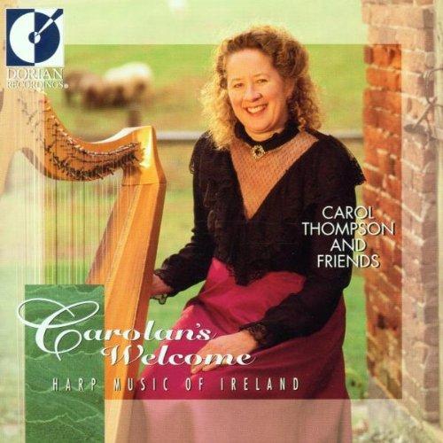 Carolan's Welcome (Harp Music Of Ireland)