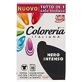 COLORERIA ITALIANA GREY TUTTO IN 1 COLORANTE PER TESSUTI NERO INTENSO 350gNell'abbigliamento il nero è il più classico fra i colori, un evergreen che non tramonta mai in ogni stagione. Si abbina perfettamente con tutti i colori e copre di affascinant...