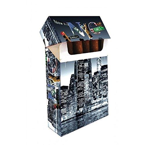 ETUI à CIGARETTES NEW YORK CITY - POUR PAQUET DE 20 CIGARETTES - carton - UPPER BAG