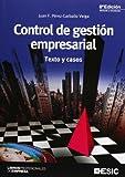 Control de la gestión empresarial: Texto y casos (Libros profesionales)